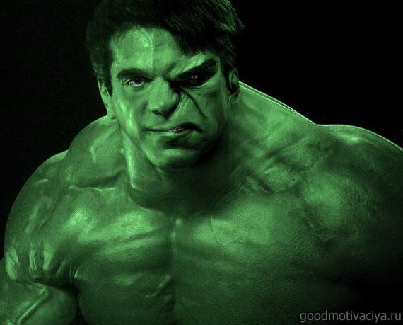 Hulk Lou Ferrigno