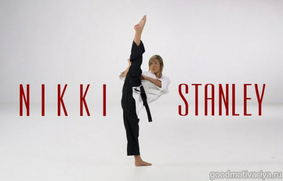 Крутое видео с Nikki Stanley